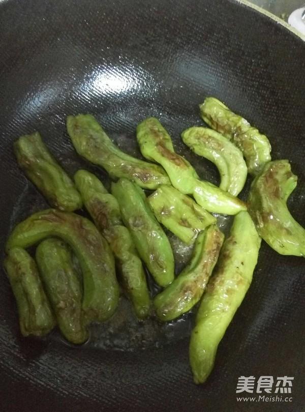 尖椒酿肉怎么煮
