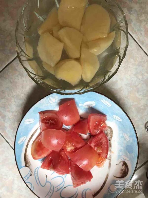 番茄土豆牛尾汤怎么煮