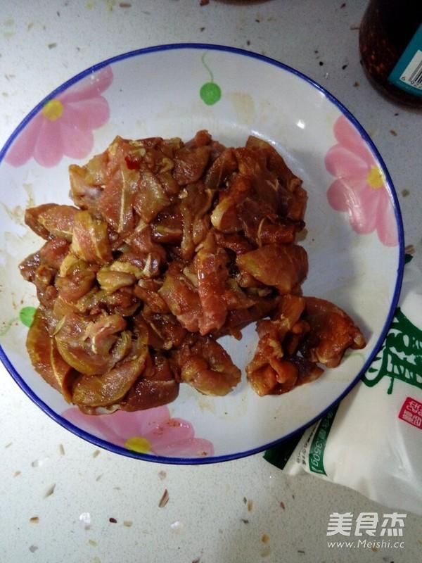 蒜苔炒肉的做法图解