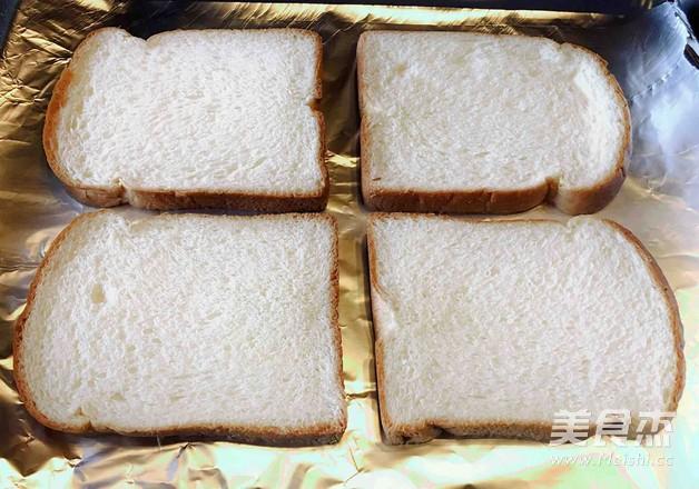 吐司面包的简单做法