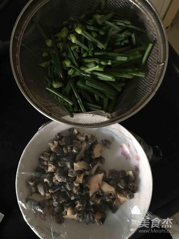 螺蛳肉炒韭菜花的做法大全