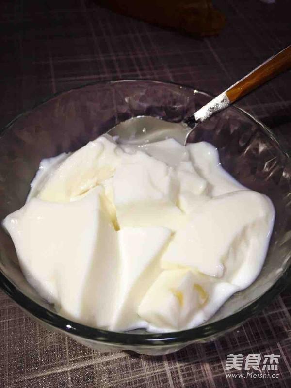 牛奶花胶冻的简单做法