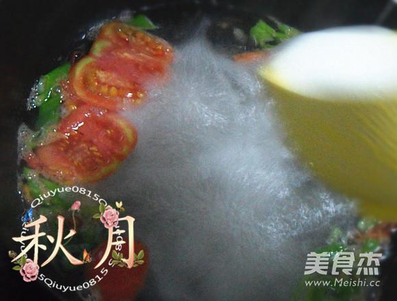 西红柿鸡蛋汤的简单做法