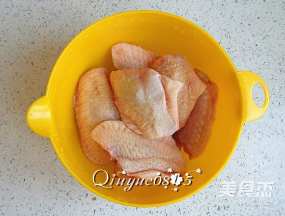 烤鸡翅(空气炸锅版)的做法大全