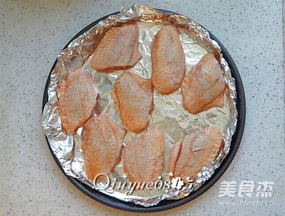 烤鸡翅(空气炸锅版)怎么吃