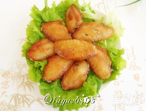 烤鸡翅(空气炸锅版)怎么炖