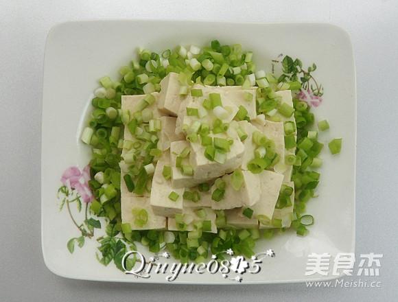小葱拌豆腐怎么吃