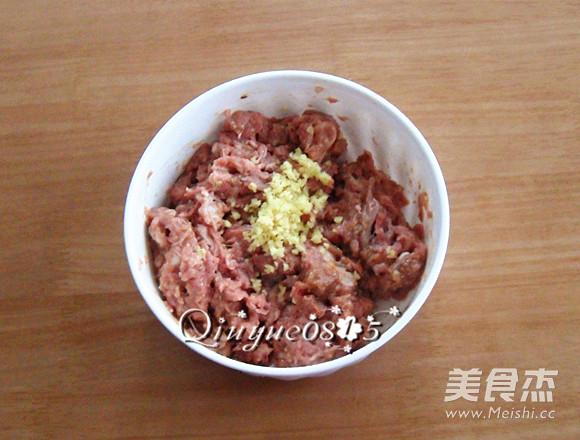 胡萝卜羊肉馅饺子的家常做法
