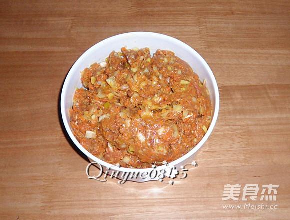 胡萝卜羊肉馅饺子怎么做