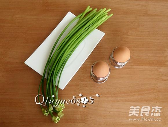 韭菜花炒鸡蛋的做法大全