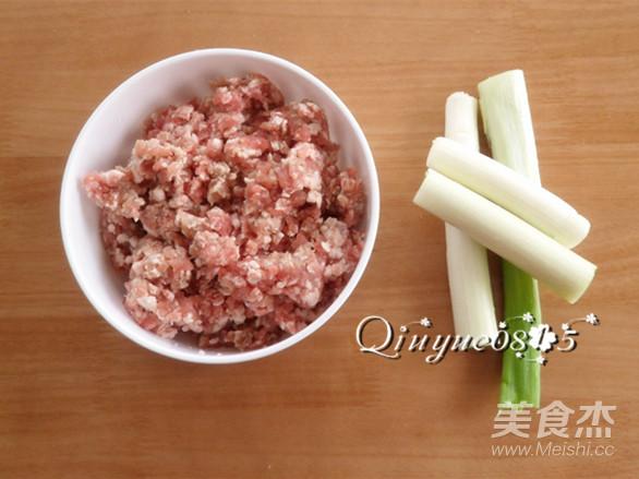 猪肉大葱馅饺子的做法大全