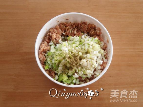 猪肉大葱馅饺子的家常做法