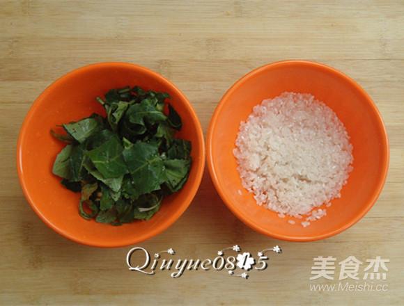 蒲公英大米粥的做法图解