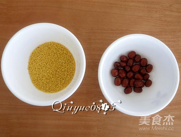 红枣小米粥的做法大全