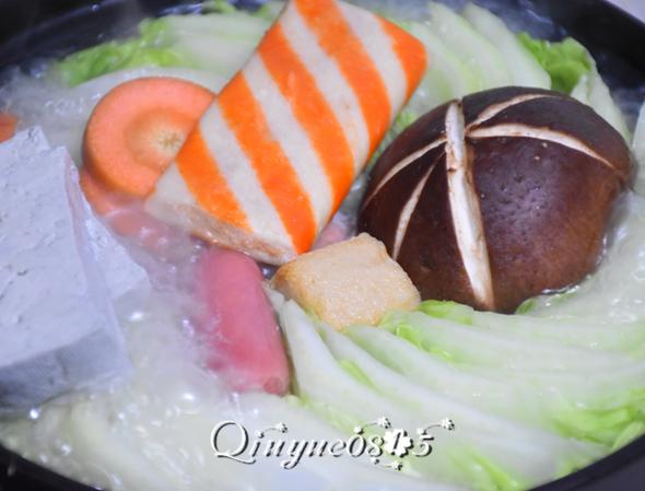 柚香白菜火锅怎么炖