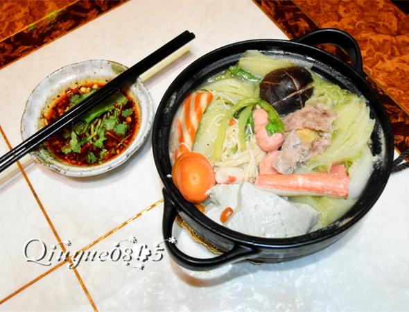 柚香白菜火锅怎样炒