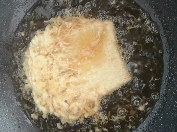 酥脆金针菇的步骤