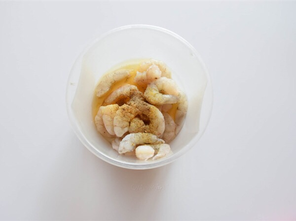 茄汁虾仁豆腐的做法图解