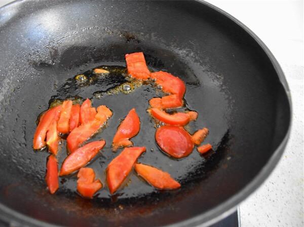 茄汁虾仁豆腐怎么做