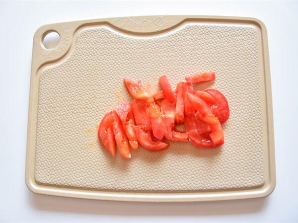 茄汁虾仁豆腐怎么吃