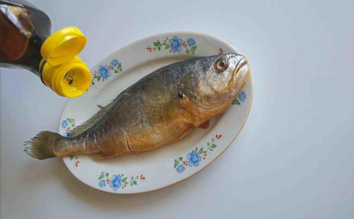 清蒸黄花鱼的做法图解
