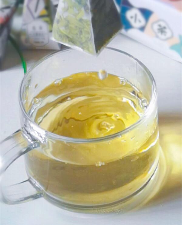 清新浓郁的绿茶的步骤
