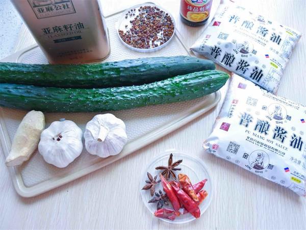 腌制黄瓜丝的做法大全