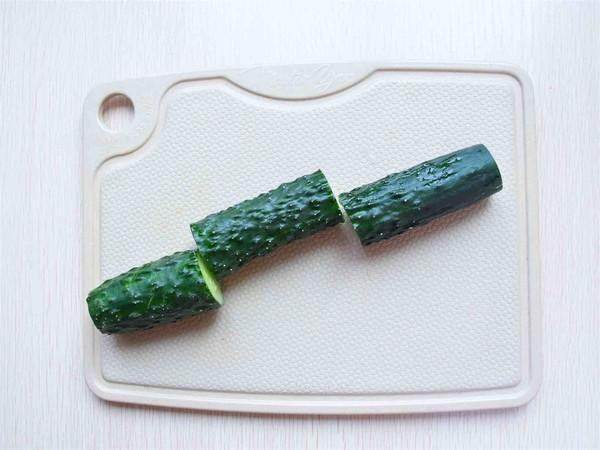 腌制黄瓜丝的家常做法