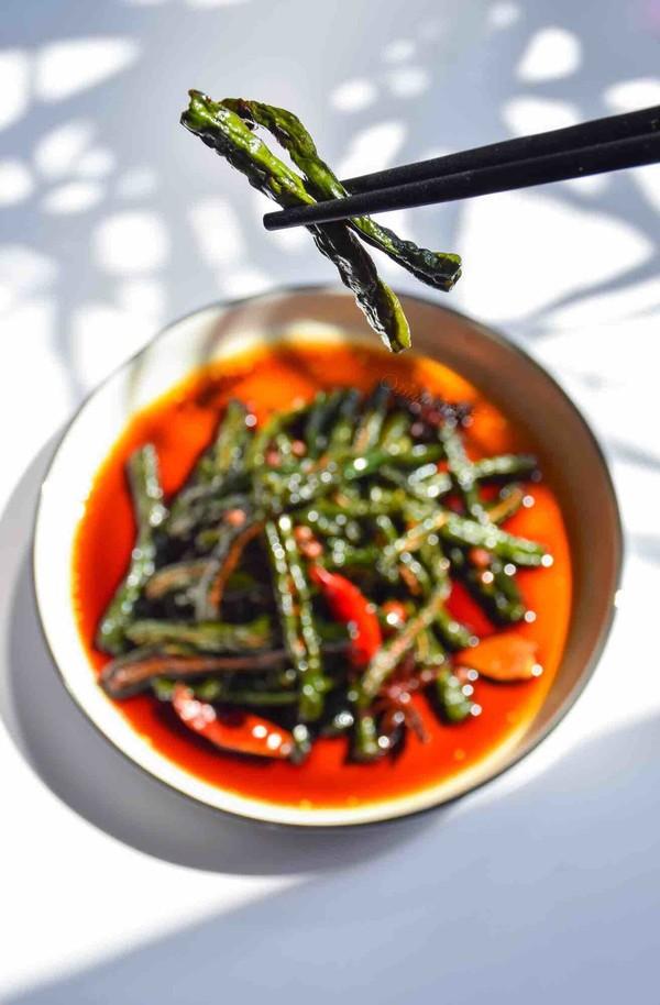 腌制黄瓜丝成品图