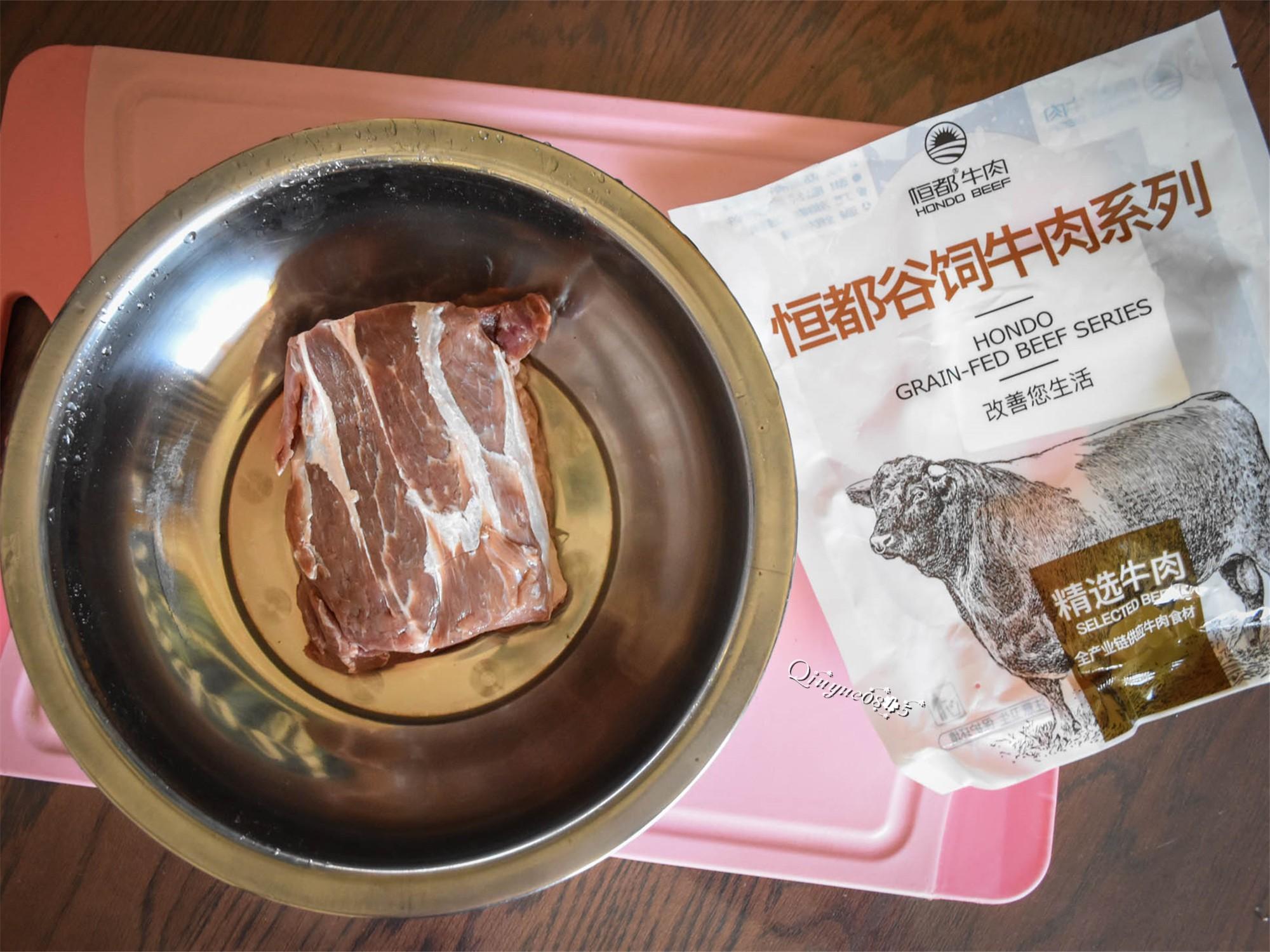 和老厨师学做酱牛肉,年夜饭妥妥的C位菜的做法大全