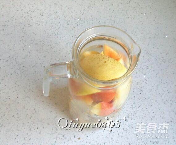 水果酒的简单做法