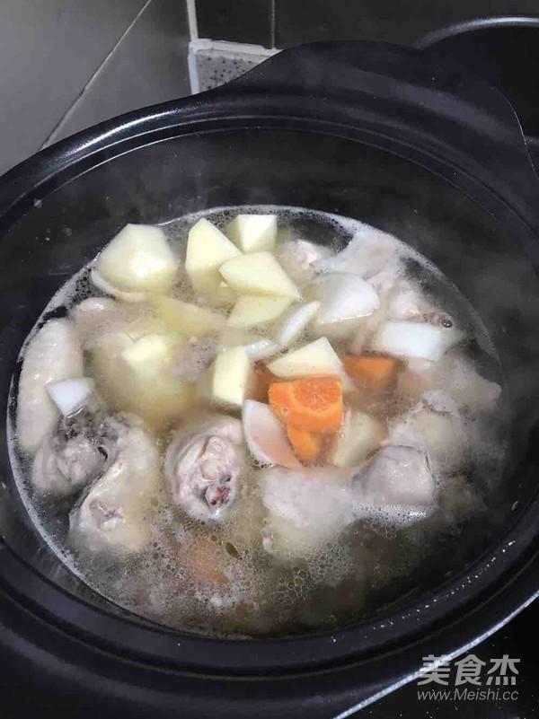 韩国辣炒鸡汤怎么吃