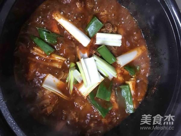 韩国辣炒鸡汤怎么煮