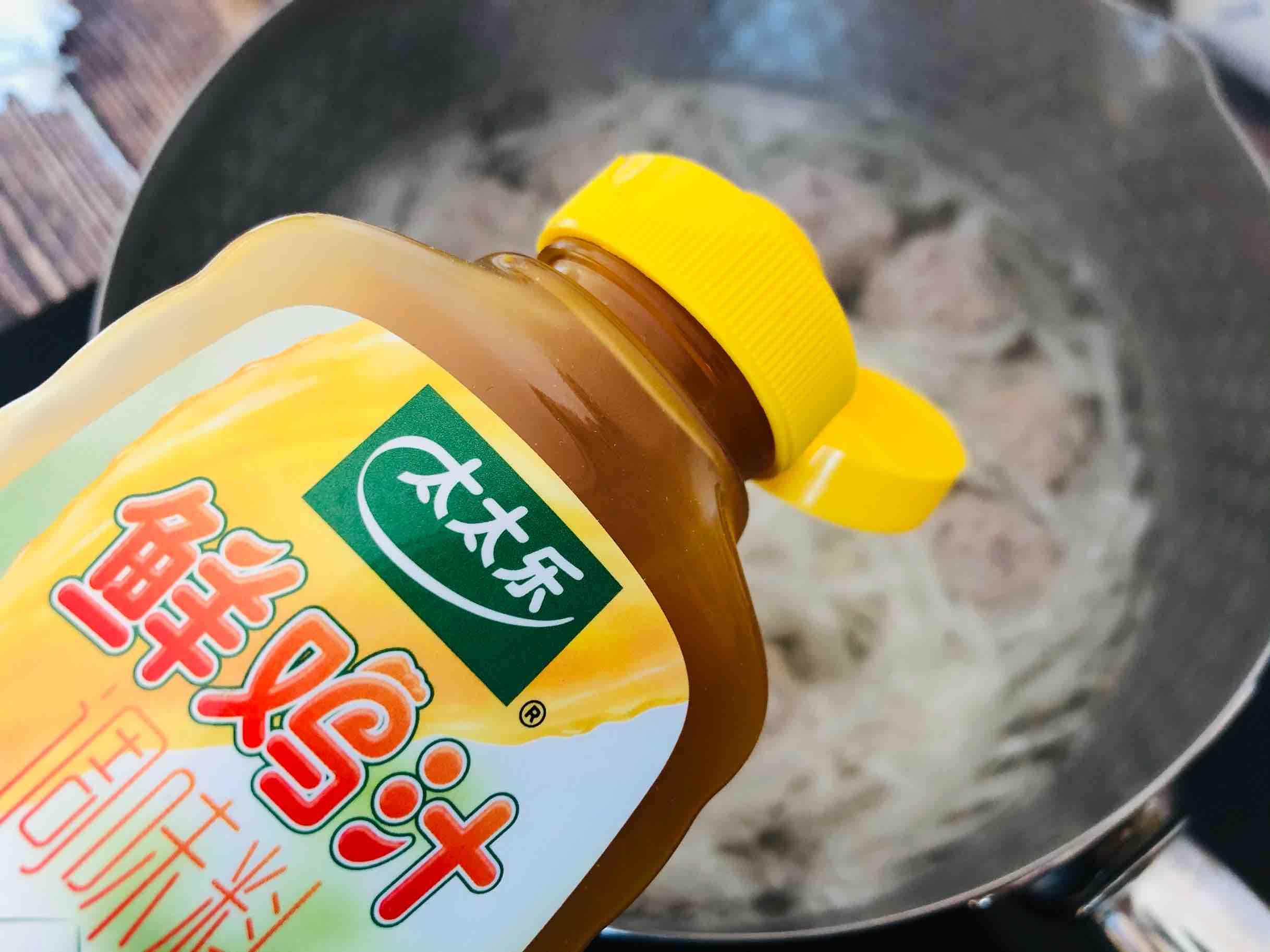 鸡汁丸子汤怎么煮