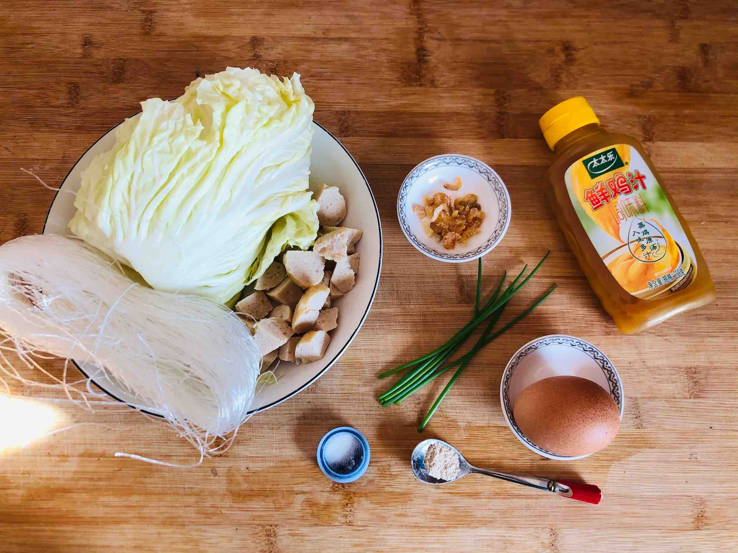 白菜粉丝汤的做法大全