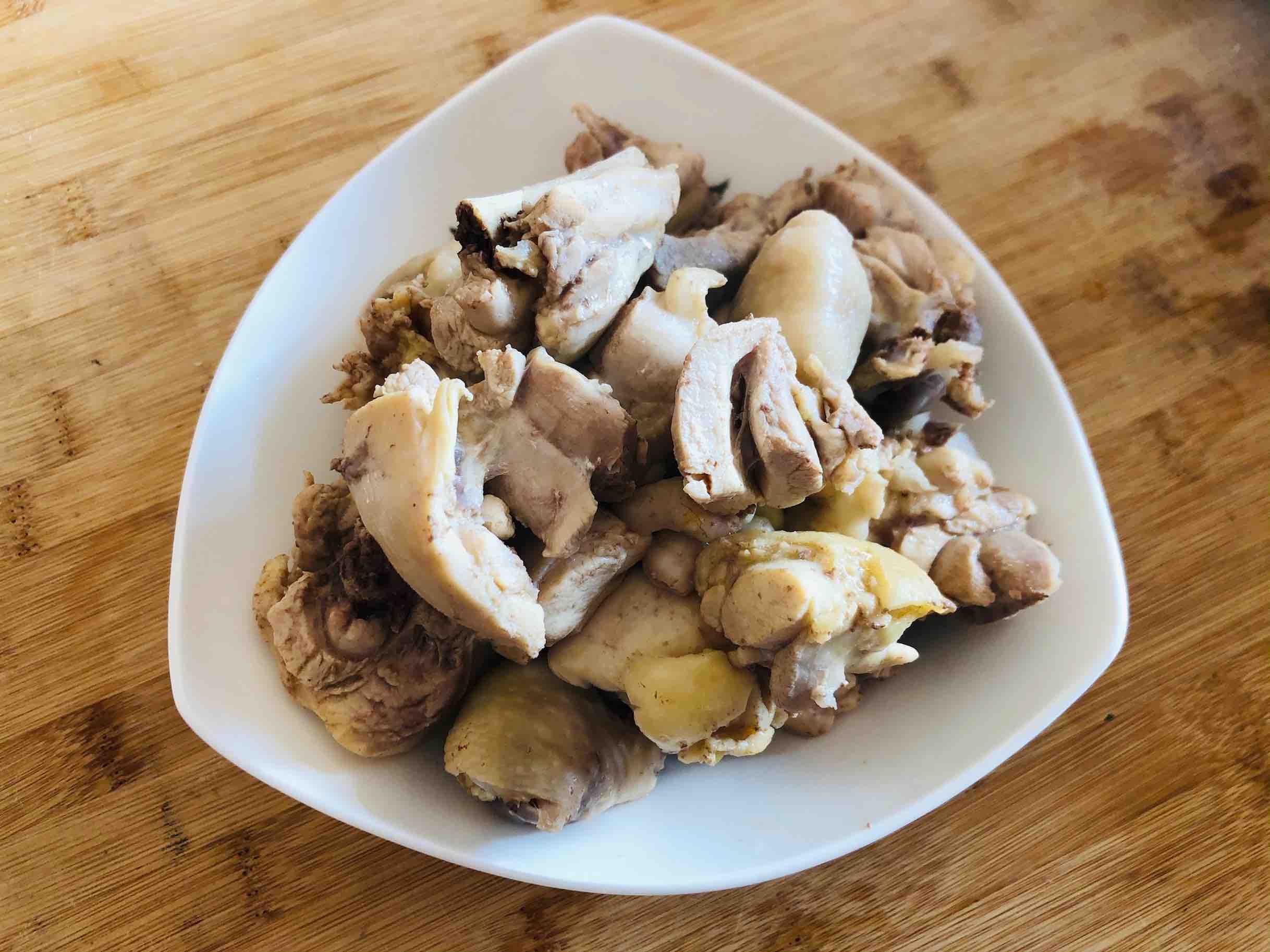 火锅鸡的家常做法,香辣过瘾简单易做,配米饭太下饭啦怎么炒