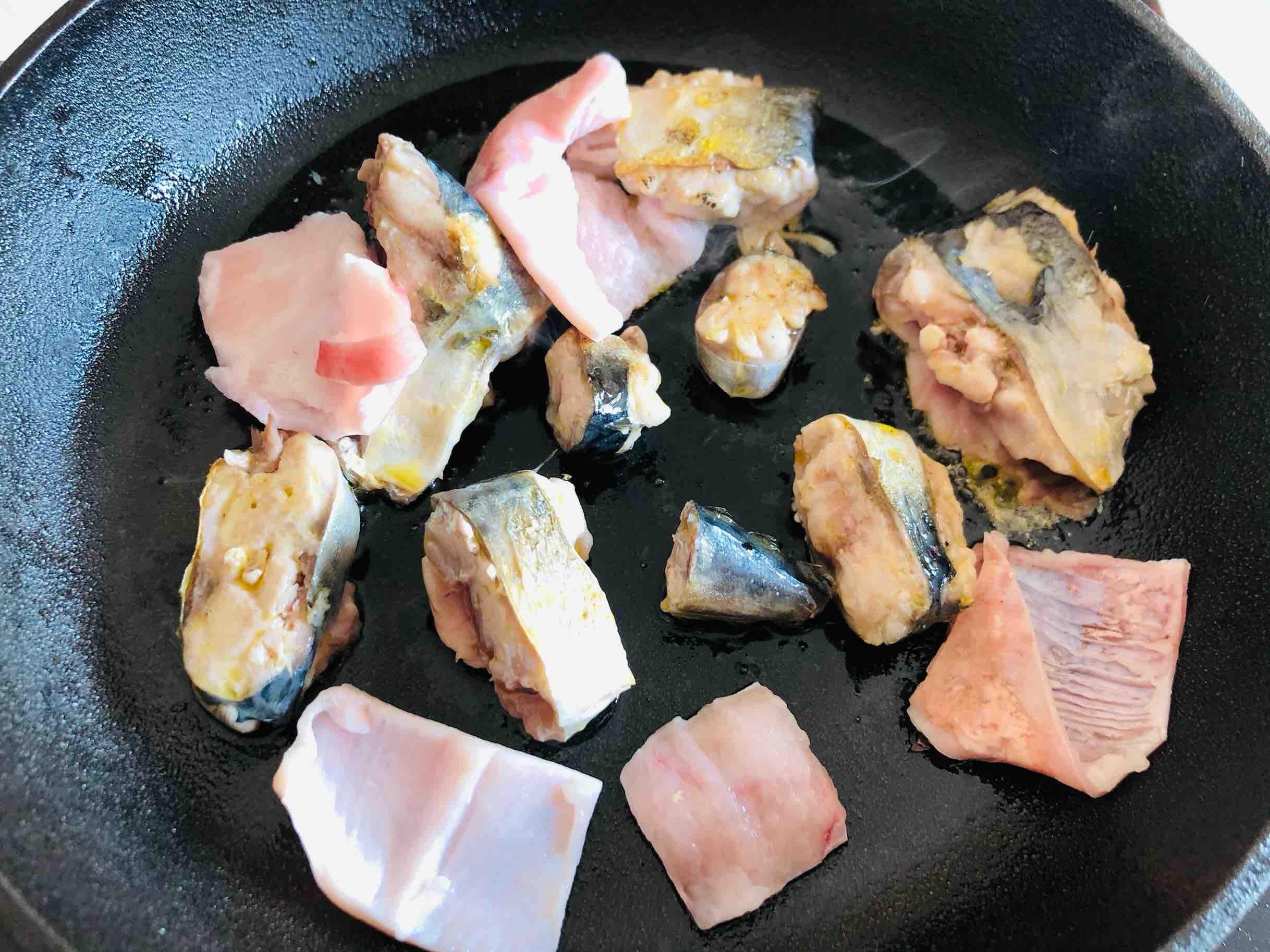 鲅鱼炖豆腐怎么做