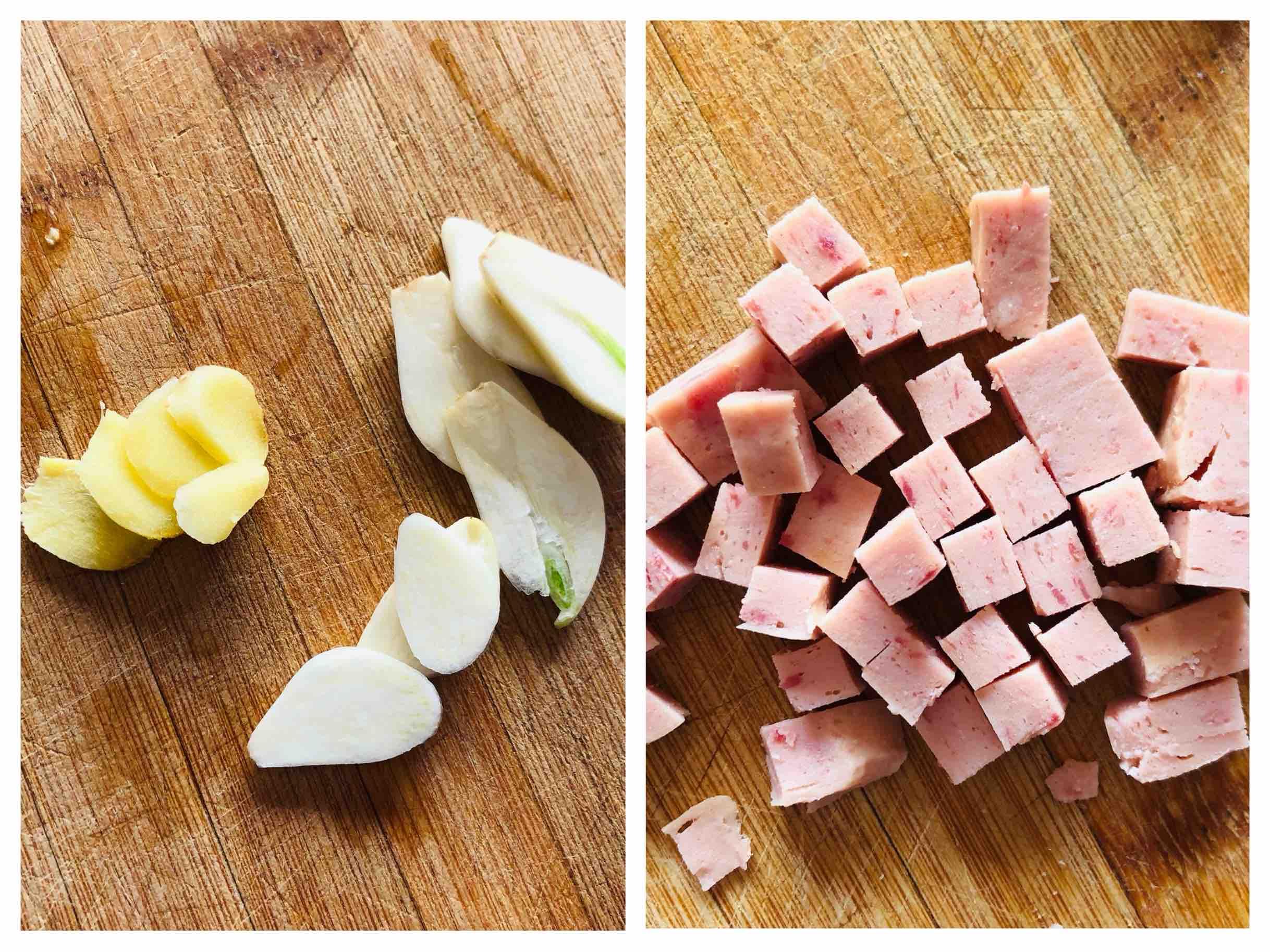 上汤菠菜的做法图解