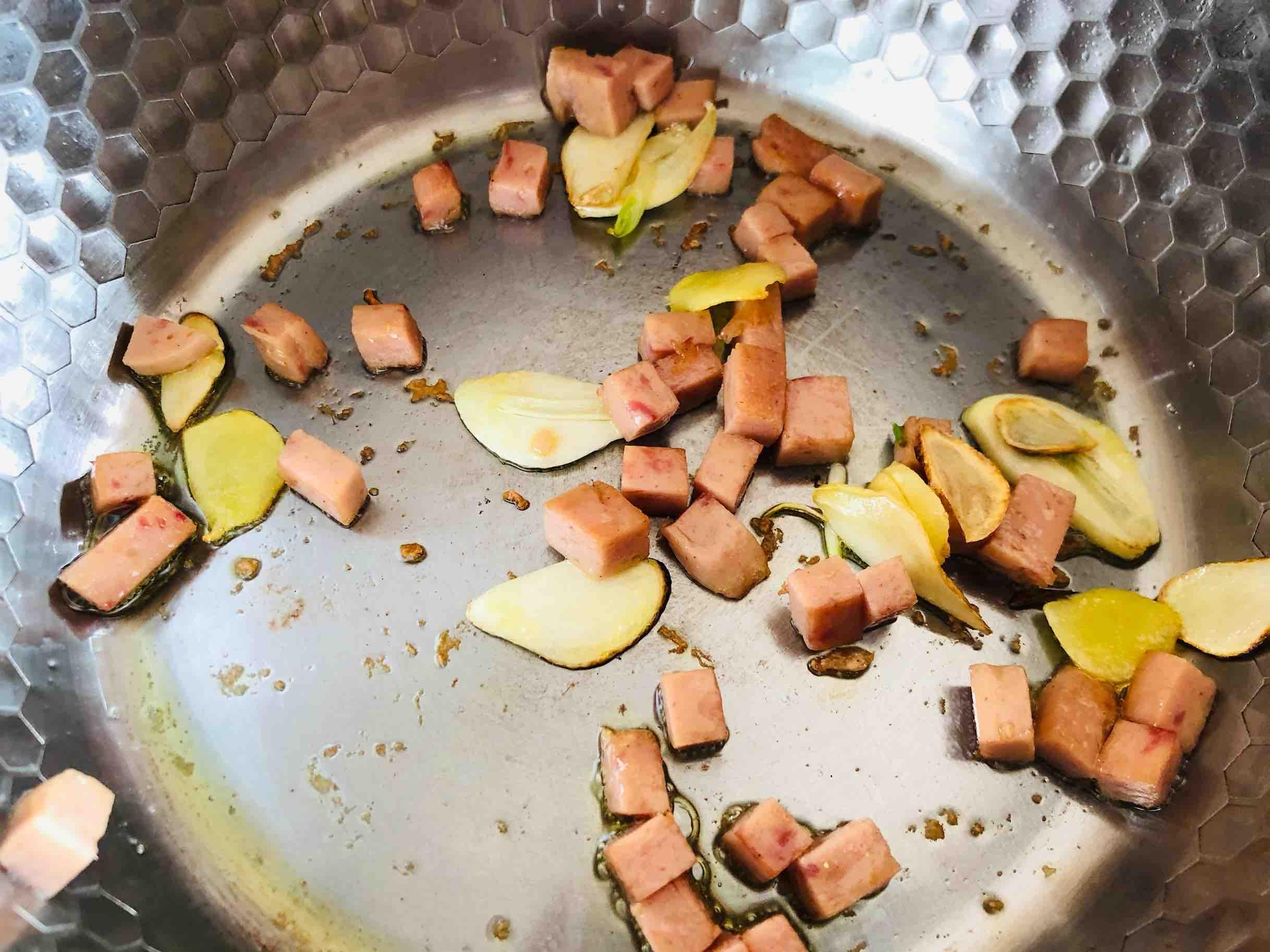 上汤菠菜怎么炒