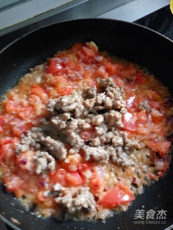 意大利肉酱面的做法大全