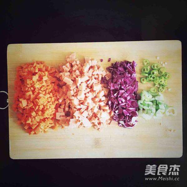 土豆什锦饼的家常做法