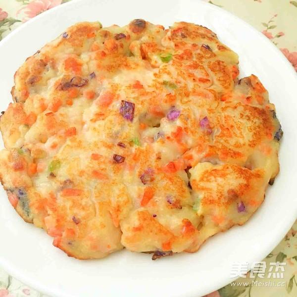 土豆什锦饼怎么煮