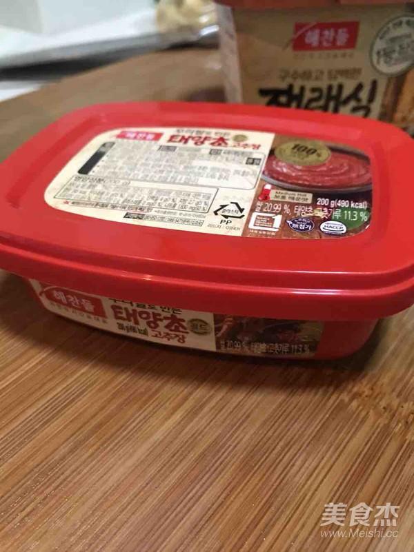 韩式大酱汤怎样煮
