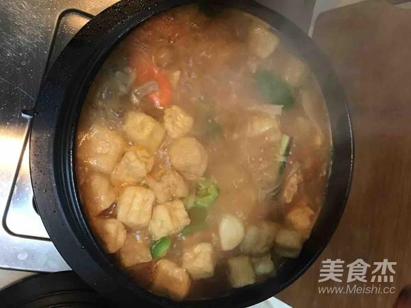 韩式大酱汤怎样炖