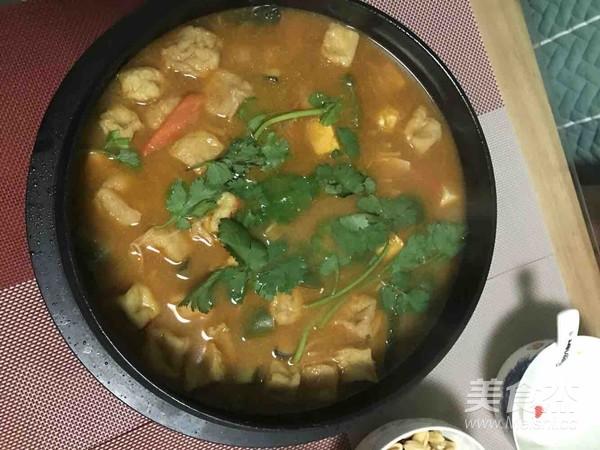 韩式大酱汤的制作方法