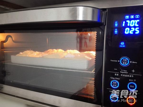 香味浓郁的罗宋甜面包怎么煸