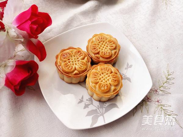 广式红豆馅月饼怎样做