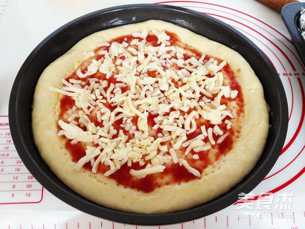 海陆至尊披萨怎样做
