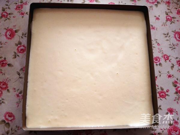 格子蛋糕怎么做