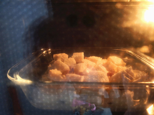 吐司鸡蛋布丁怎么炒